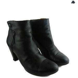 Gentle Souls Shoes Step Ahead Platform Wedge Sandal 85m